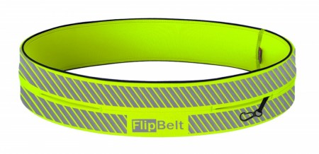FlipBelt Reflective Neon Yellow